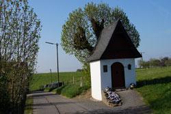 Andreas-Kapelle in Biesenbach