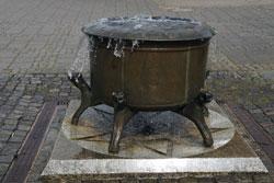 Der Odenthaler Hexenbrunnen