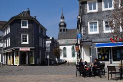 Die Lutherische Kirche in Radevormwald
