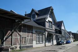 Bahnhofsgebäude Dahlhausen