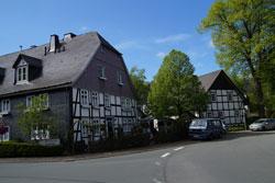 Ortsmitte Bruchhausen