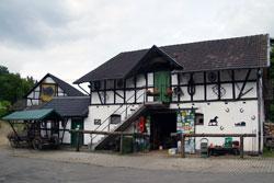 Wirtschaftsgebäude Gammersbacher Mühle
