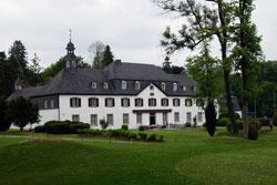 Schloss Auel (Westseite)