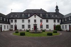 Schloss Auel (Ostseite)