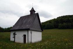Nikolauskapelle in Bremge