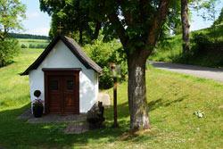 Die Siechenkapelle im Glennetal
