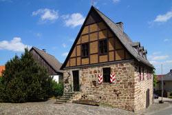 Historisches Rathaus in Kallenhardt