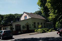 Das Forsthaus Telegraph ist der ehemalige Standort der Station 53 des preußischen optischen Telegrafen