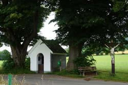 14-Nothelfer-Kapelle zwischen Fleckenberg und Schmallenberg