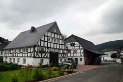 Haus Pröpper früher Lüttecke in Niiederleckenberg