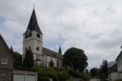 Pfarrkirche St. Antonius in Niederfleckenberg