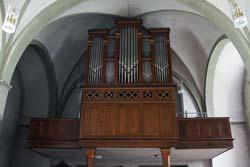 Die Ibach-Orgel in der St.-Antoniuskirche
