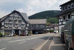 Lennemühle Gilsbach in der Poststraße in Oberkirchen