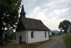 Denkmalgeschütze Kapelle in Almert