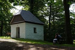 Schon vor 1500 stand auf dem Wilzenberg eine kleine Kapelle