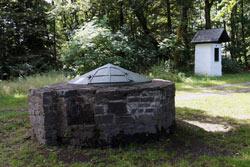 Auf dem Wilzenberg befindet sich ein Brunnen, auch Püttken genannt