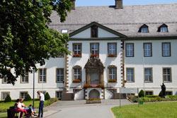 Innerer Bereich Kloster Grafschaft
