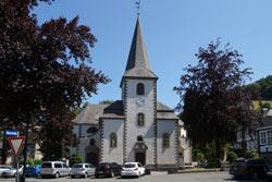 Katholische Pfarrkirche St. Cosmas und Damian  in Bödefeld