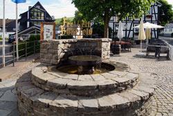 Brunnen der Freiheit Bödefeld
