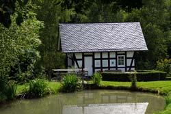 """Die """"Alte Mühle"""" in Latrop"""