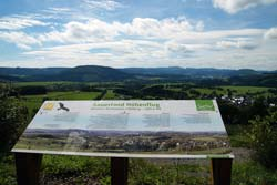 Panoramablick vom Ohlberg