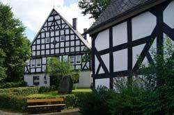 Ehemaliges Pfarrhaus in Lenne