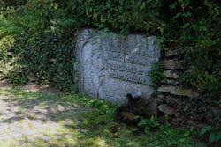 Quelle beim Wanderparkplatz in Lenne