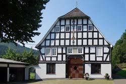 Das Bauernhaus Richard Hennecken wurde 11788 erbaut