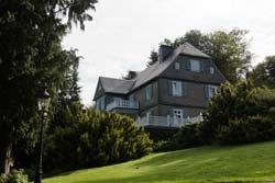 Herrschaftliches Jagdhaus in Wulwesort