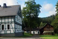 Wirtschaftsgebäude in Wulwesort