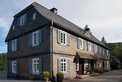 Herrschaftliches Jagdhaus in Wulwesor