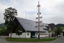 Maibaum in Niedersorpe