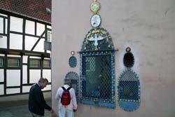 Gedenkstätte Blauer Stein in Arnsberg