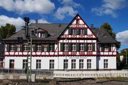 Bahnhofsgebäude Welschen Ennest