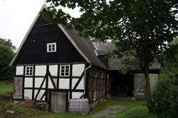 Wassermühle Hellermann in Wenholthausen