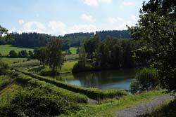 Esmecke-Stausee in Wenholthausen