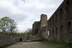 Die Burgruine Windeck