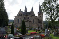 Pfarrkirche St. Laurentius in Dattenfeld