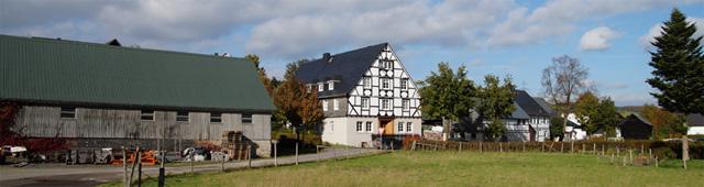 Bauernhof in Kückelheim