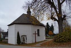 Die Blasiuskapelle in Selkentrop