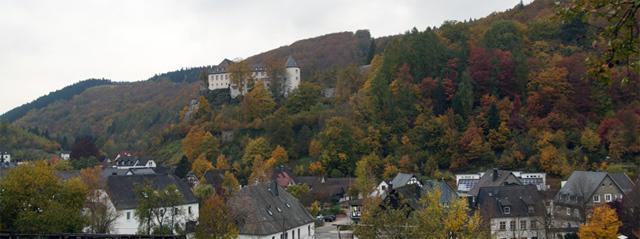 Blick vom Siegerlandweg auf Bilstein