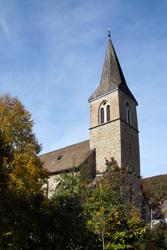 Katholische Pfarrkirche St. Agatha in Bilstein