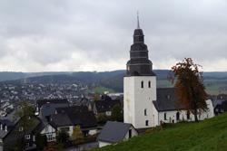 Panoramablick vom Schlossberg