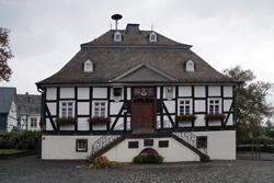 Historisches Rathaus in Eversberg
