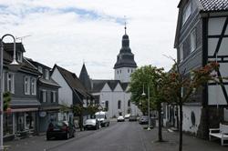 Hauptstraße in Nümbrecht