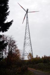 Windkraftwerk Ewiger Fuhrmann