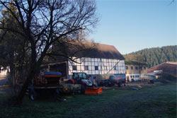 Bauernhof in Buchen