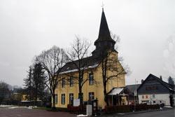 Die ehemalige Kapellenschule in Littfeld