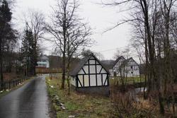 Fachwerkensemble in Burgholdinghausen