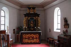 Kapelle St. Antonius Abt und Maria Magdalena